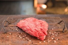 Bavette USA Black Angus Family's Beef