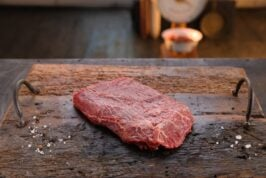 Flat Iron Steak Australië Black Angus 1788 Beef