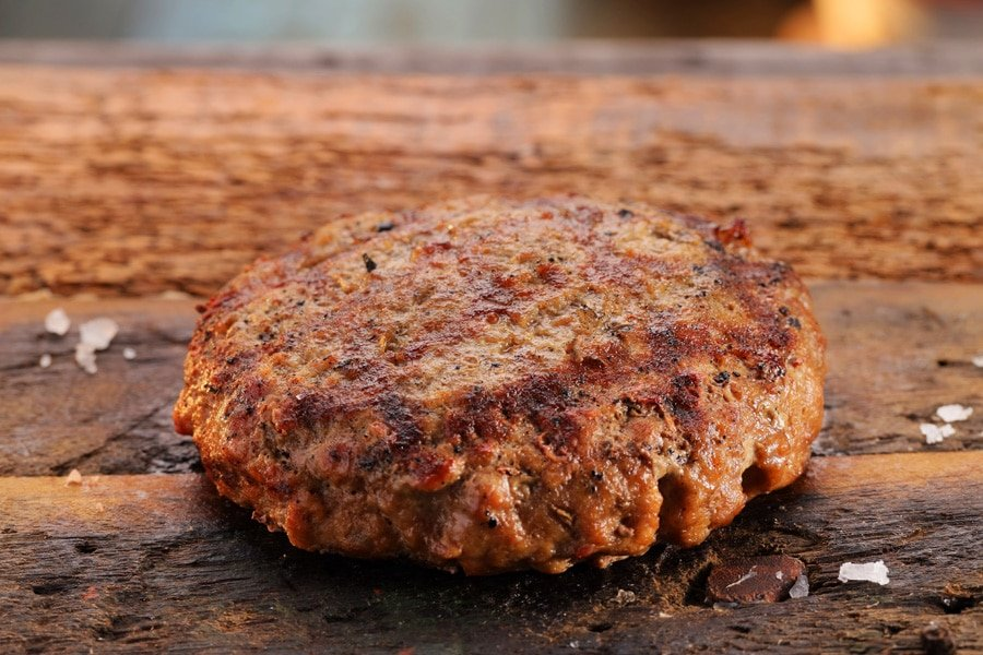 Lams Burger The Meatlovers